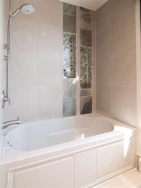 brilliantbuilt  bathtub shelves traditional