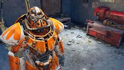 Armor Power Paint Nuka Cola Orange Victory