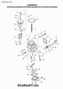 2005 Polaris Sportsman 400 Parts Diagram  U2013 Kayamotor Co