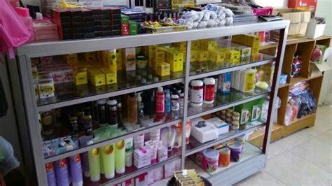Rak Toko Kosmetik toko kosmetik bekasi utara jual peralatan kosmetik murah