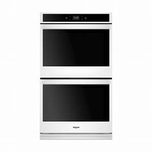 Whirlpool 30 In  Smart Double Electric Wall Oven With