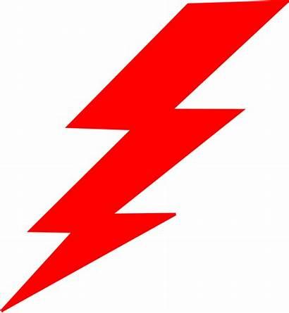 Lightning Clip Clipart Vector Clker Royalty