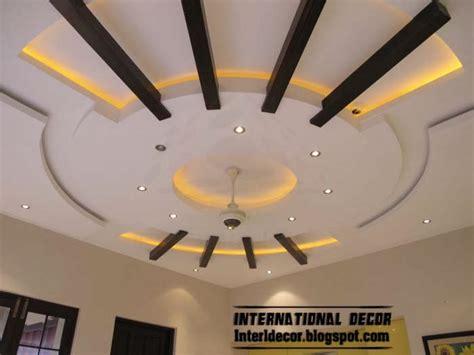 false ceiling pop designs  led ceiling lighting ideas