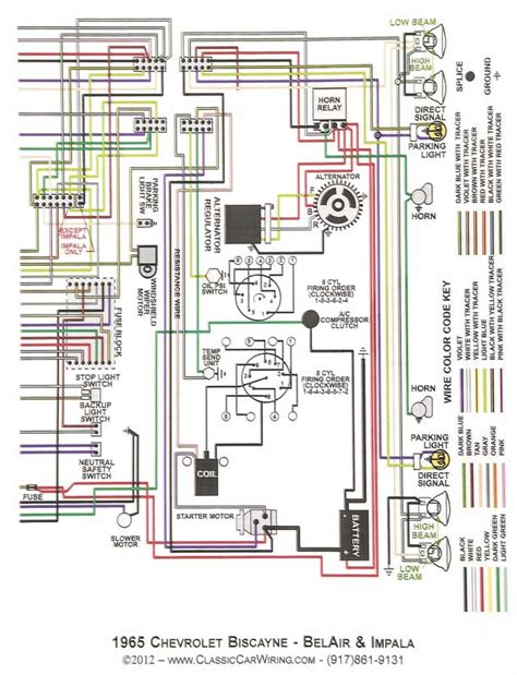 To A 38 Chevy Headlight Switch Wire Diagram by 1965 Chevrolet Impala Parts Literature Multimedia