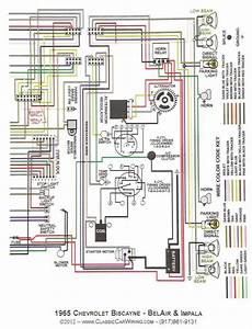 1966 Impala Wiring Diagram