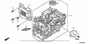 Honda Hrx217k2 Hmaa Lawn Mower  Usa  Vin  Maga
