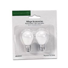 single light replacement cord with c7 bulb new 6 clip socket c7 bulb light cord blow mold villages