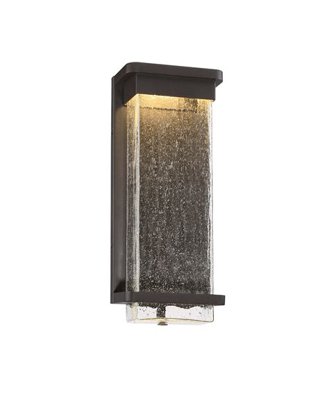 modern forms exterior lighting modern forms vitrine energy smart outdoor wall light