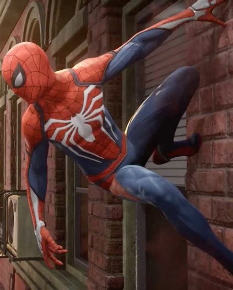 Newest High Quality Insomniac Spider Man Ps4 Video Game