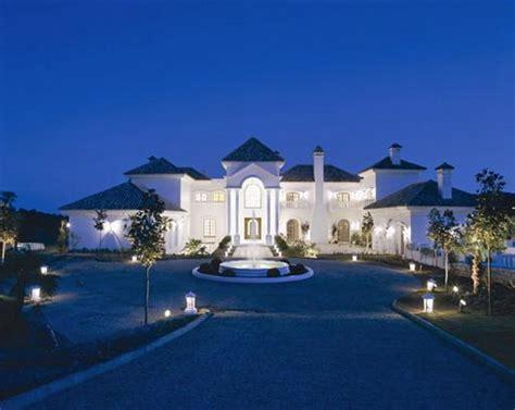 square foot mega mansion  marbella spain homes