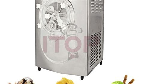 table top commercial hard ice cream machine italian gelato machine hard ice cream maker