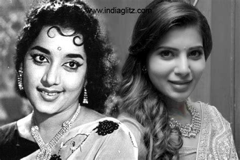 yesteryear actress jamuna samantha may be essaying jamuna telugu movie news