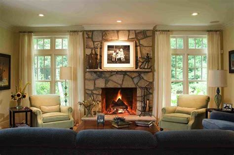 Decorating Ideas Next To Fireplace by 44 Ultra Cozy Fireplaces For Winter Hibernation
