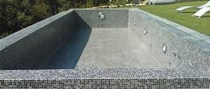 Renovation Piscine Carrelée : construction de piscine en b ton et piscines d bordements ~ Premium-room.com Idées de Décoration