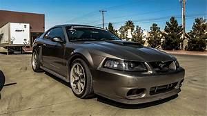 Turbo Cobalt SS battles Procharged 2V Mustang - YouTube