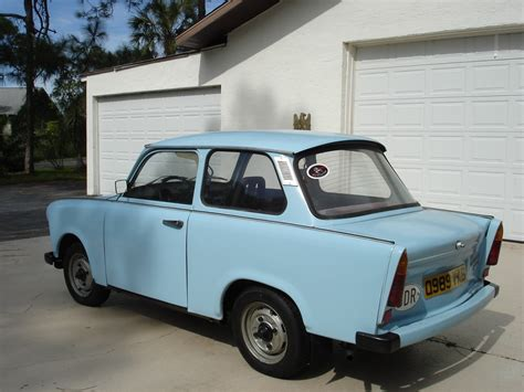 For Sale Usa by German Immigrant 1974 Trabant 601s