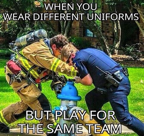 Funny Firefighter Memes - best 25 police officer humor ideas on pinterest police officer training cops and police