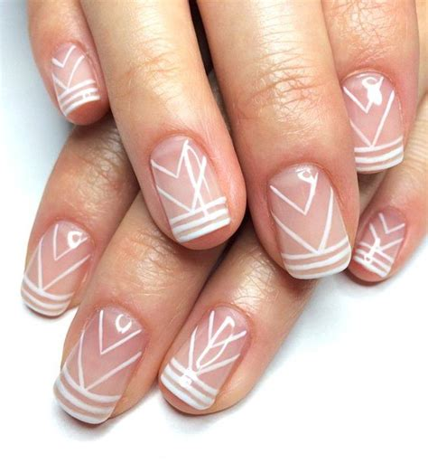 manicure with design 40 cool nail designs of 2015