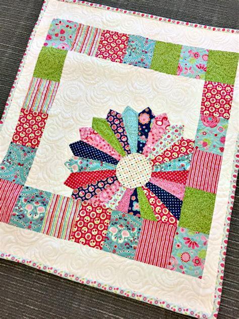 dresden baby quilt pattern favecraftscom