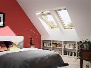 Zimmer Mit Schrägen : ideen schlafzimmer mit schr ge ~ Lizthompson.info Haus und Dekorationen