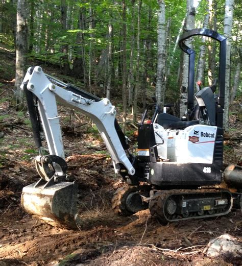 mini excavator upgrades  tuning   bobcat
