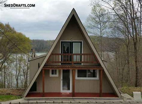 frame cabin shed plans blueprints  designing