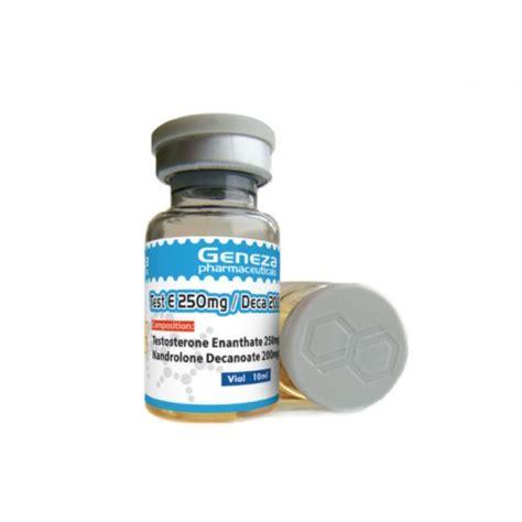 Gp test enanth 250 mg weight