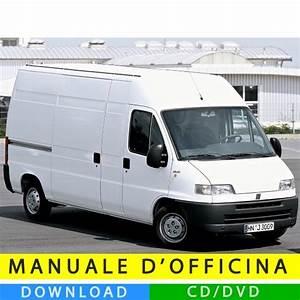 Manuale Officina Fiat Ducato X250