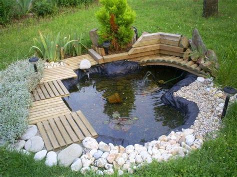 plantes pour bassins exterieurs decoration jardin avec