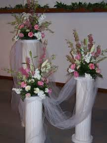 altar flowers for wedding wedding altar flowers flickr photo