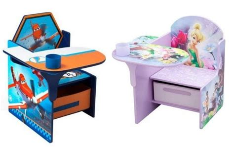 chair desk with storage bin character toddler desk chair with storage bin only 35