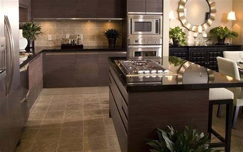 contemporary ceramic backsplash tile cabinet hardware