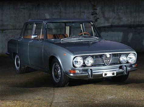 Alfa Romeo Berlina For Sale by For Sale 1969 Series 1 Alfa Romeo 1750 Berlina