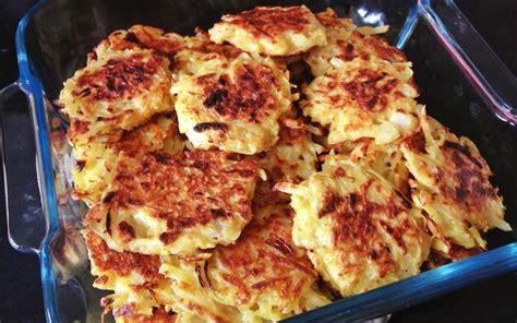recette croquettes de pommes de terre pas ch 232 re et simple