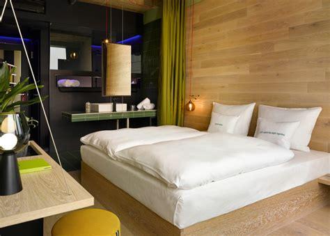 exemple pour une surprenante decoration chambre hotel