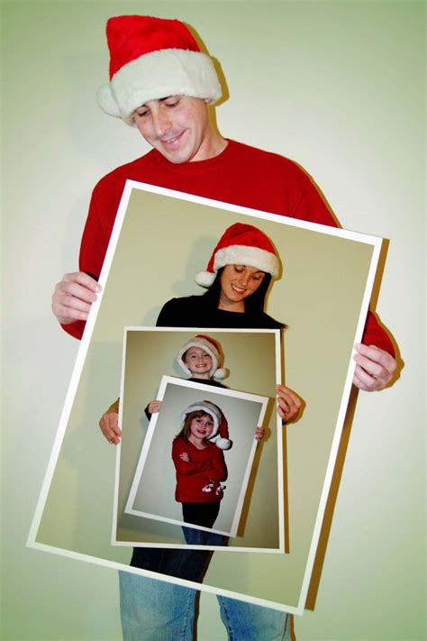 christmas goodness creative christmas card picture idea