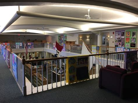 bps hosts district art show bourne public library