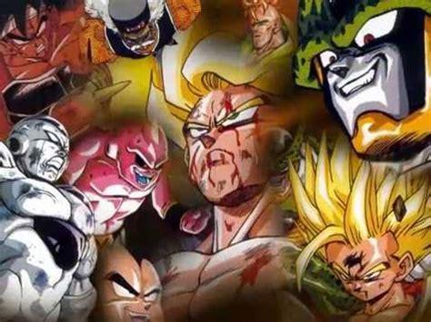 Las Imagenes Mas Chidas De Dragon Ball Z Youtube