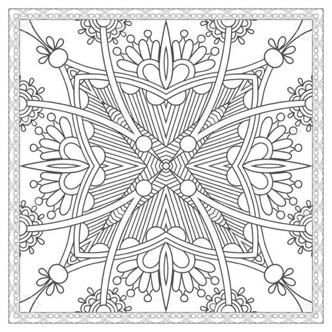 Kleurplaat Mandala Mexico by 271 Best Images About Mandala On How To Draw