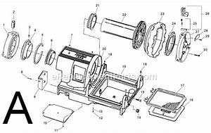 Ridgid 1233 Parts List And Diagram   Ereplacementparts Com