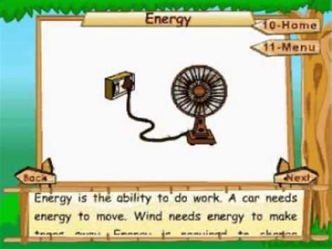 learn science class  force work  energy youtube