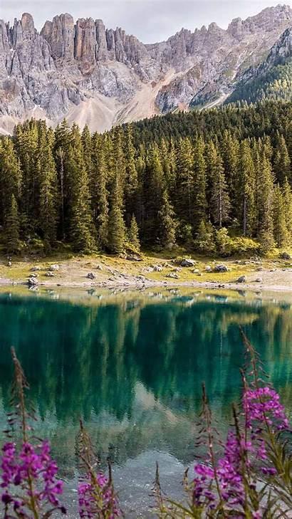 Iphone Lake Wallpapers Max Xs Zen Lovers