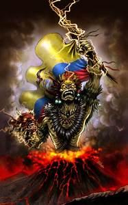 """""""Eddie"""" Iron Maiden   Eddie the Head   Pinterest"""