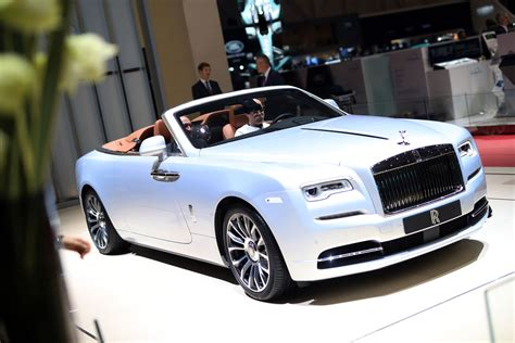 Rolls Royce by Rolls Royce Showcase Three Unique Phantoms And Aero