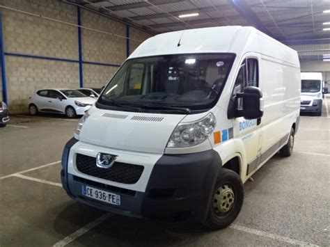 peugeot boxer fourgon boxer tole  lh  hdi