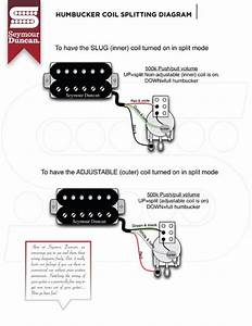 Seymour Duncan Les Paul Wiring Diagram - Database