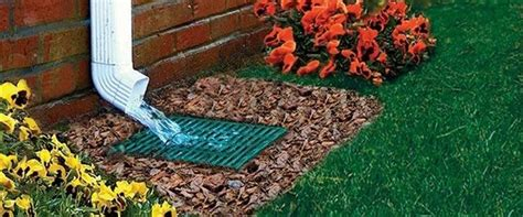 kitchen improvement ideas standing water in your yard solve your drainage problems