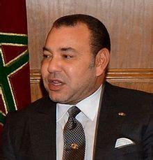 Mohammed VI. (Marokko) – Wikipedia