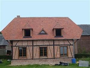 Tuile Plate Terre Cuite : couvreur 76 toiture tuile en terre cuite mazire ~ Melissatoandfro.com Idées de Décoration