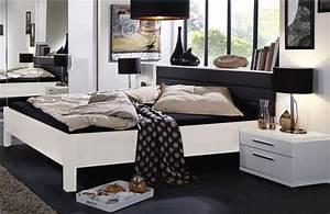 Schlafzimmer Weiß Hochglanz : rauch nice4home schlafzimmer wei hochglanz m bel letz ihr online shop ~ Orissabook.com Haus und Dekorationen